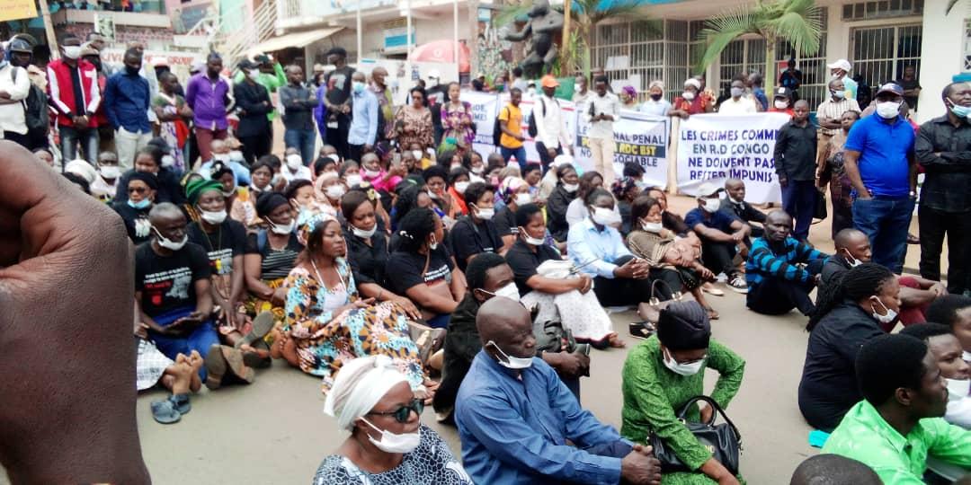 Sud-Kivu/Rapport Mapping: La société civile exige l'instauration d'un tribunal pénal international pour la RDC