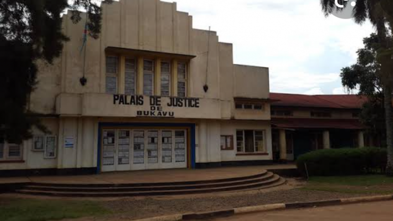 Sud-kivu: 18 évadés sur 21 détenus au cachot au parquet de grande instance de Bukavu