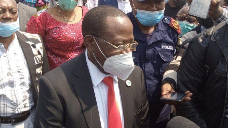 """RDC/Affaire Matata Ponyo: """"Nous avons juste appliqué le règlement d'ordre intérieur du Sénat"""" (Bahati Lukwebo)"""
