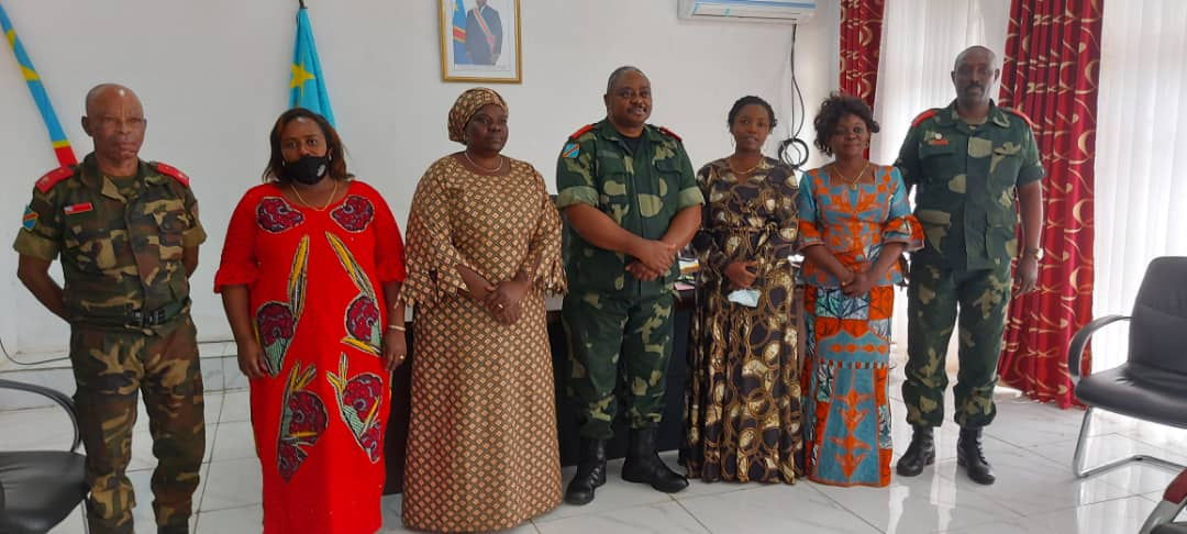 Bukavu: Les militaires présumés agresseurs de la policière de roulage Judith BAHATI aux arrêts (commandant de la 33ème région militaire)