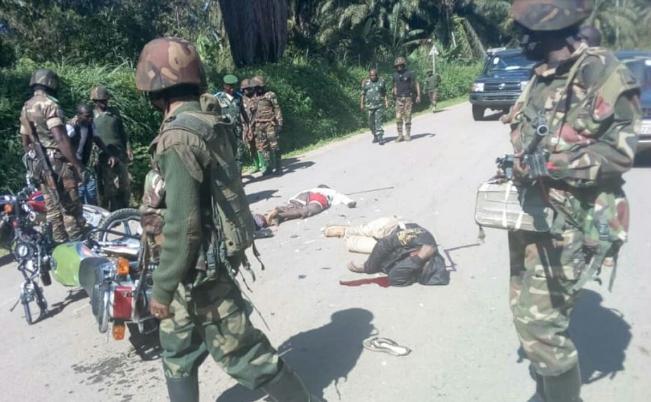Beni: Au moins 16 morts et 8 blessés dans une nouvelle ambuscade attribuée aux ADF à Kapoka près d'Oïcha