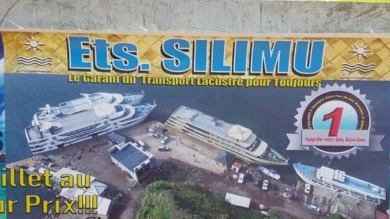 Sud-Kivu : Plaintes contre les services techniques du bateau Emmanuel 4, Le BCSC lance un ultimatum aux établissements Silimu