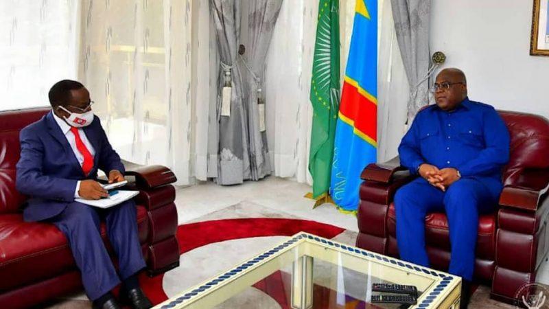 RDC : L'AFDC-A aligne Félix Tshisekedi comme candidat aux élections présidentielles de 2023 (Déclaration)