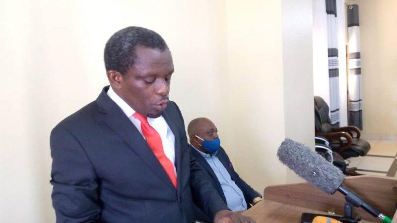 """Sud-Kivu: """" Desormais, L'entrée et la sortie en province est conditionnée par un test de diagnostic covid-19″, Cosmos Bishisha"""