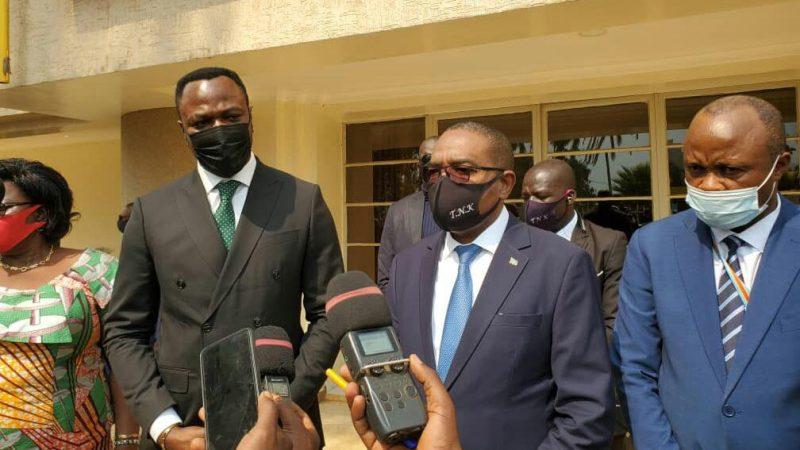 Sud-Kivu : Séjournant à Bukavu, le Ministre national de l'EPST promet une issue favorable aux revendications des enseignants