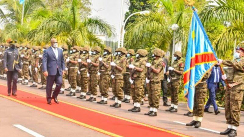 RDC/Réorganisation de l'armée: Plusieurs officiers supérieurs des FARDC sont éligibles à la retraite cette année 2021