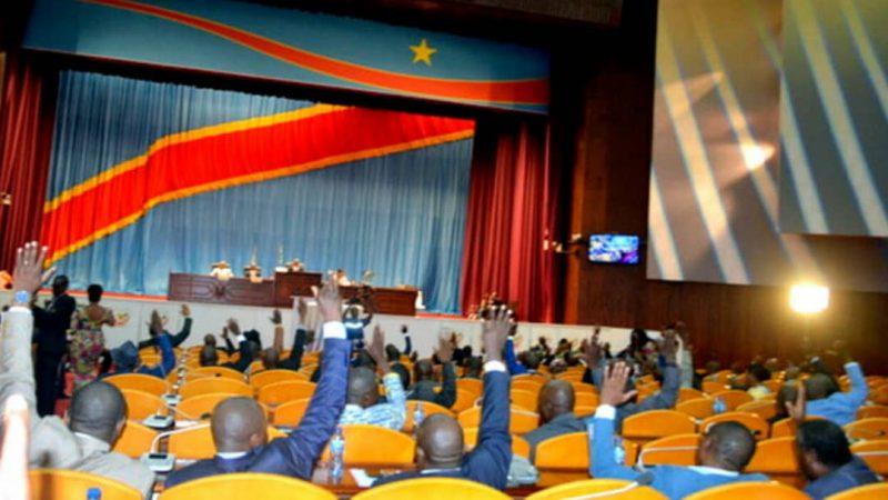 RDC/Suivi de l'état de siège : La Ministre nationale de la Justice Rose Mutombo attendue à l'Assemblée nationale ce mercredi 11 Août