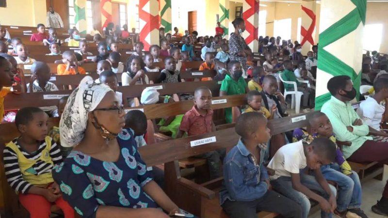 Bukavu : Best Child of Christ lance un concours multidisciplinaire en faveur des enfants d'Ecodim