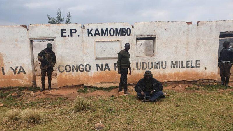 Sud-Kivu: Trois bastions des groupes armés récupérées par les FARDC à Fizi, Mwenga et Uvira