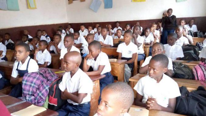 Sud-Kivu/EPST: 5 104 candidats finalistes du Primaire participent aux examens de TENAFEP à Kalehe