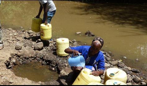 Bukavu: Le Sous-noyau de la Société civile de Nyalukemba annonce des actions de grande envergure pour exiger le rétablissement de l'eau dans ce milieu