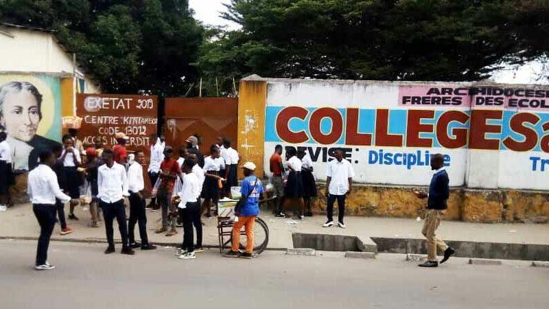 """Affaire Sextape à l'Institut Saint Georges/Kinshasa: """"la décision du ministre semble irréfléchie"""", Jean-Chrysostome Kijana (NDSCI)"""