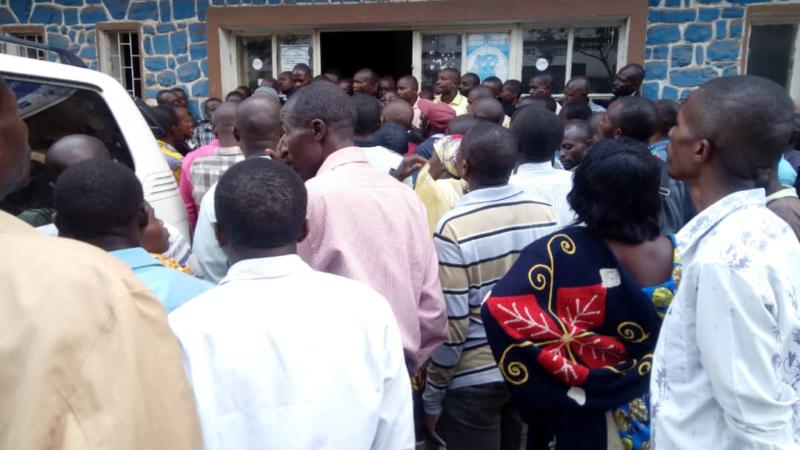 Sud-Kivu: Les enseignants s'opposent à leur désactivation du système à cause de leur grève